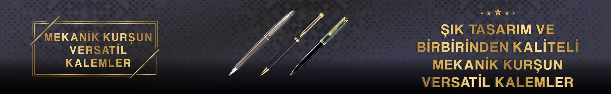 Mekanik Versatil Kalemler