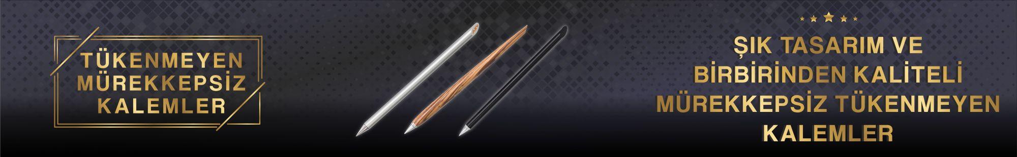 Tükenmeyen  Kalemler