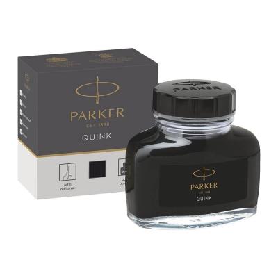 PARKER Quink Şişe Mürekkep Siyah