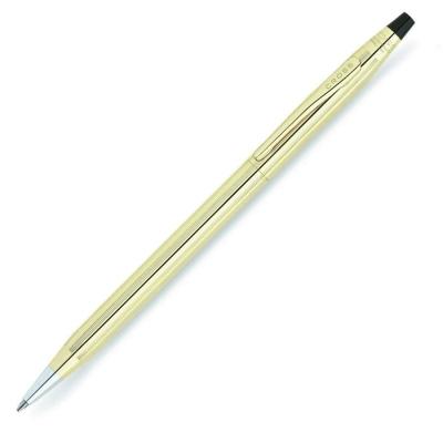 CROSS Century Classic Tükenmez Kalem 10K Altın Kaplama 4502
