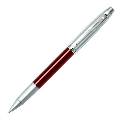 SHEAFFER 100 Serisi Roller Kalem Kırmızı Krom 9307-1
