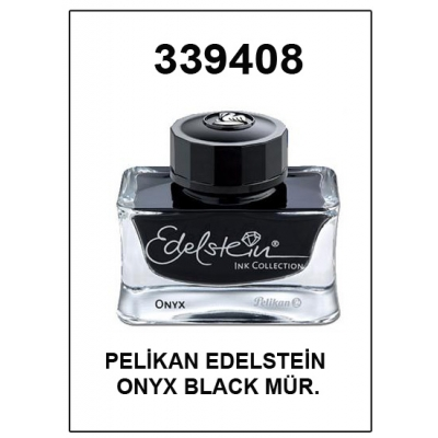 PELİKAN Edelstein Onyx Black (Siyah) Mürekkep 339408