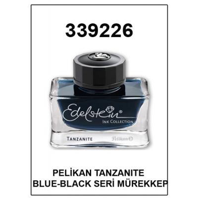 PELİKAN Edelstein Tanzanıte Blue-Black (Mavi-Siyah) Mürekkep 339226