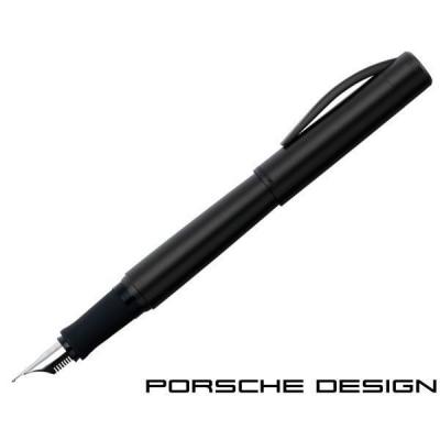 PORSCHE DESING Dolma Kalem Pure Black P3105