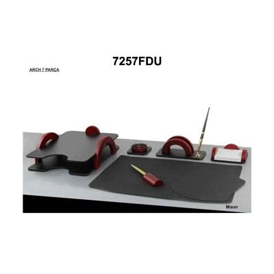 BESTAR ARCH Sümen Takımı 7 Parçalı Maun 7257 FDU