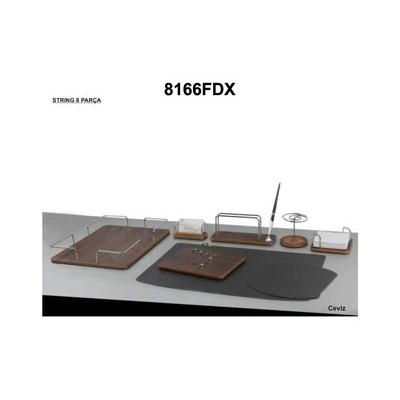 BESTAR STRING 8 Parçalı Ceviz Sümen Takımı 8166 FDX