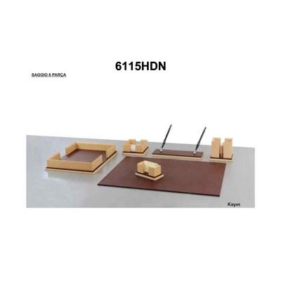 BESTAR SAGGIO 6 Parçalı Kayın Sümen Takımı 6115 HDN