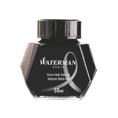WATERMAN Şişe Mürekkep 50ml. Siyah