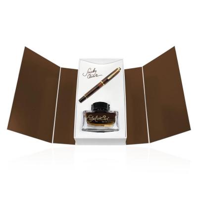 PELİKAN Klasik Dolma Kalem Smoky Quartz + Mürekkep Set M200